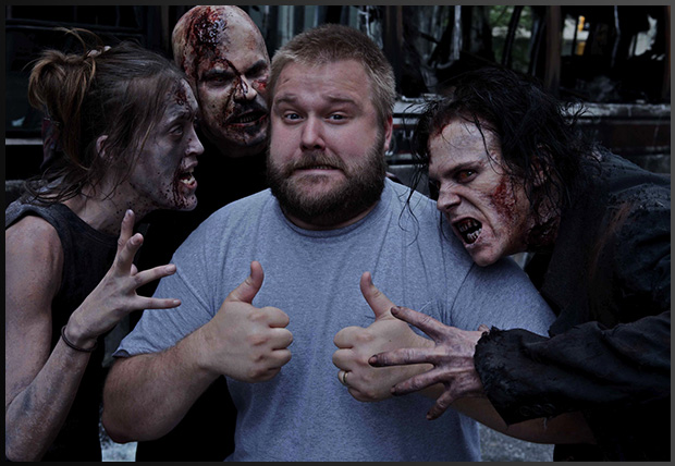 Robert Kirkman habla de tercera y cuarta temporada de The Walking ...