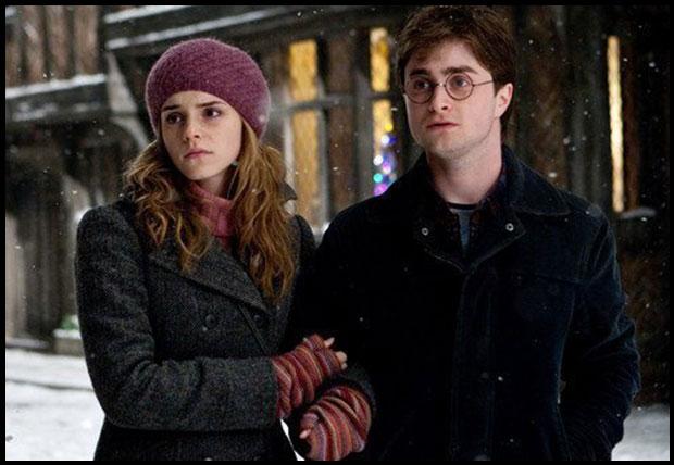 J.K. Rowling reconoce que Harry Potter debió casarse con Hermione